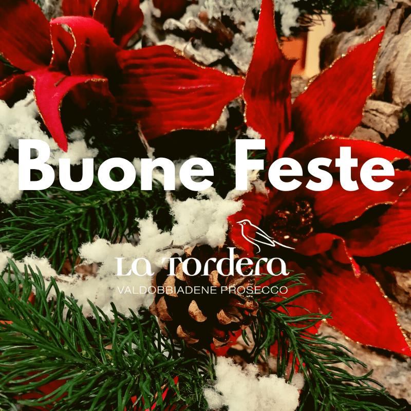 Buone Feste - La Tordera