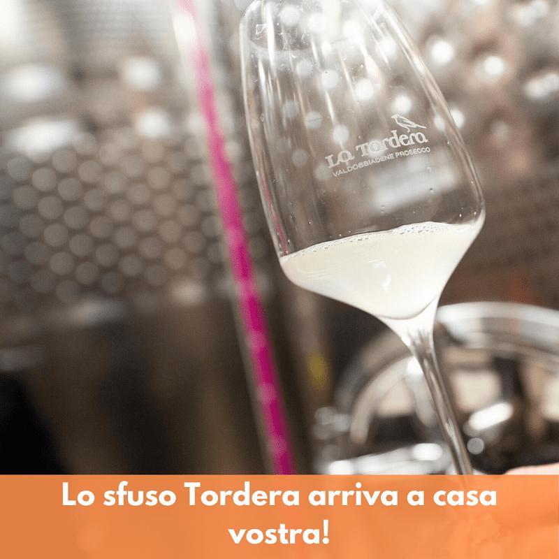 Vino sfuso - La Tordera